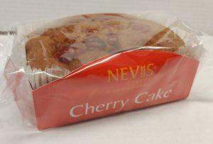 Nevis Bakeries Cherry Cake