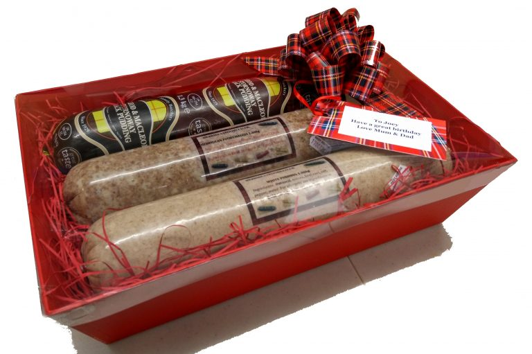 Clachantrushal Scottish Food Gift Tray