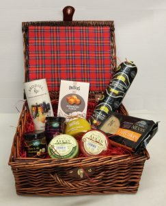 Tarbert Luxury Scottish Food Hamper