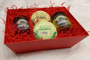 Isle of Arran Gift Tray