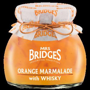 Orange Marmalade with Whisky