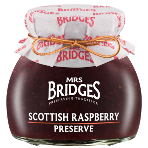 Scottish Raspberry Preserve